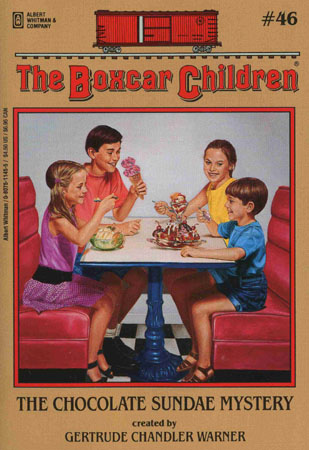 The-Boxcar-Children-46-The-Chocolate-Sundae-Mystery