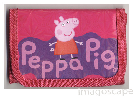Peppa-Pig-Cute-Cartoon-Comic-Purse-Wallet-for-Children